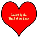 Washed by the Blood of the Lamb