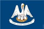 Louisiana Staten Flag