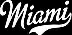 Miami Script White