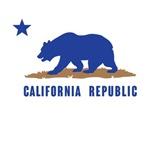 California Republic Blue