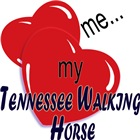 Tennessee Walking Horse T-shirts, Gifts: Love my