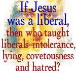 Jesus a Lib?