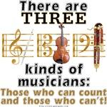 3 kinds of musicians...