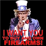 Buy and Own Firearms