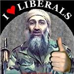 Osama Luvs Liberals