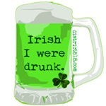 IRISH I WERE DRUNK - ON THE FRONT