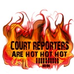 COURT REPORTERS ARE HOT!