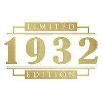 1932 Limited Edition