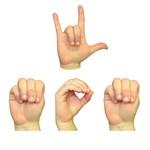 Sign Language Stuff for Mom