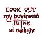 Look Out My Boyfriend Bites at Twilight