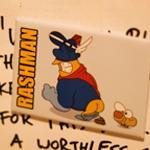 Rashman Badges & Magnets