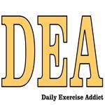 DEA: Daily Exercise Addict