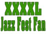 Extra Large Jazz Fest Fan