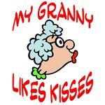 Granny Kisses
