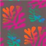 Homage Matisse Leaves