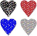Bingo Ball Hearts