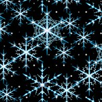 Dark Snowflakes Stars
