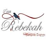 Team Rebekah The Vampire Diaries Raven Ribbon2