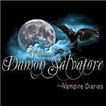 Team Damon Salvatore  The Vampire Diaries Raven Mo