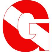 Scuba Flag Letter G