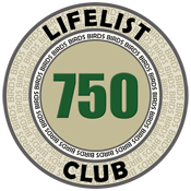 Lifelist Club - 750