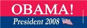 """""""Barack Obama for President"""""""