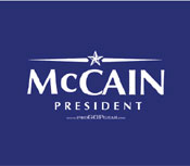 """""""John McCain 2008"""""""