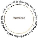 Ask, Search, Knock-Matthew 7:7