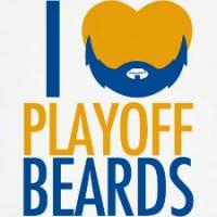 Blues Playoff Beards