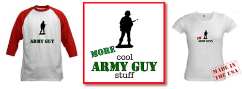 Cool Army Guy Stuff