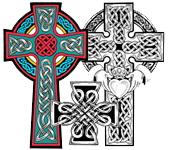 Celtic Cross Designs