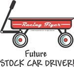 Unique Baby Gifts - Future Stock Car Driver