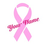 Custom Pink Ribbon