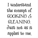 Cooking & Cleaning