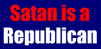 Satan is a Republican