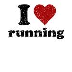 I heart running