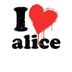 i heart alice