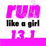 run like a girl 13.1