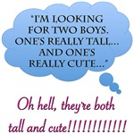 Tall and Cute boys