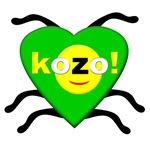 Green kozo! Lovebug