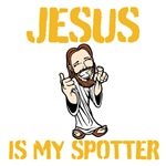Jesus Is My Spotter