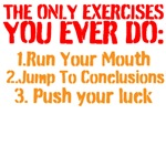 The Only Exercises You Ever Do