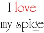 I love my spice (red love)