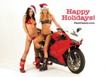 Happy Hollidays with Sabella and Rachel