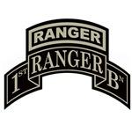 1st Ranger Battalion ACU