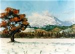 Ben Ledi in Winter