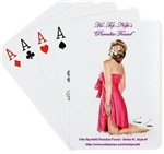 1 of 4 Limited Edition Playing Cards - Series #1