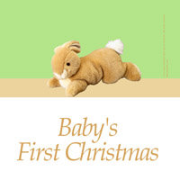 Personalized Baby's First Christmas Gifts