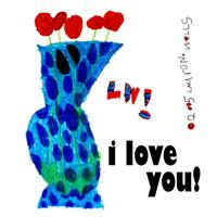 I love you! Great child art