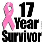 17 Year Breast Cancer Survivor Design 1